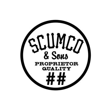 Scumco and Sons skateboarding gear in stock, fast shipping!