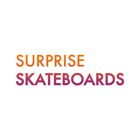 Surprise Decks Skateboarding Gear in Stock Now
