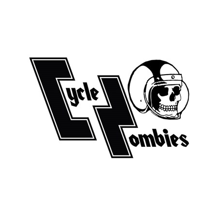 Cycle Zombies T Shirts Skateboarding Gear in Stock Now