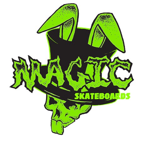 Magic Decks Skateboarding Gear in Stock Now