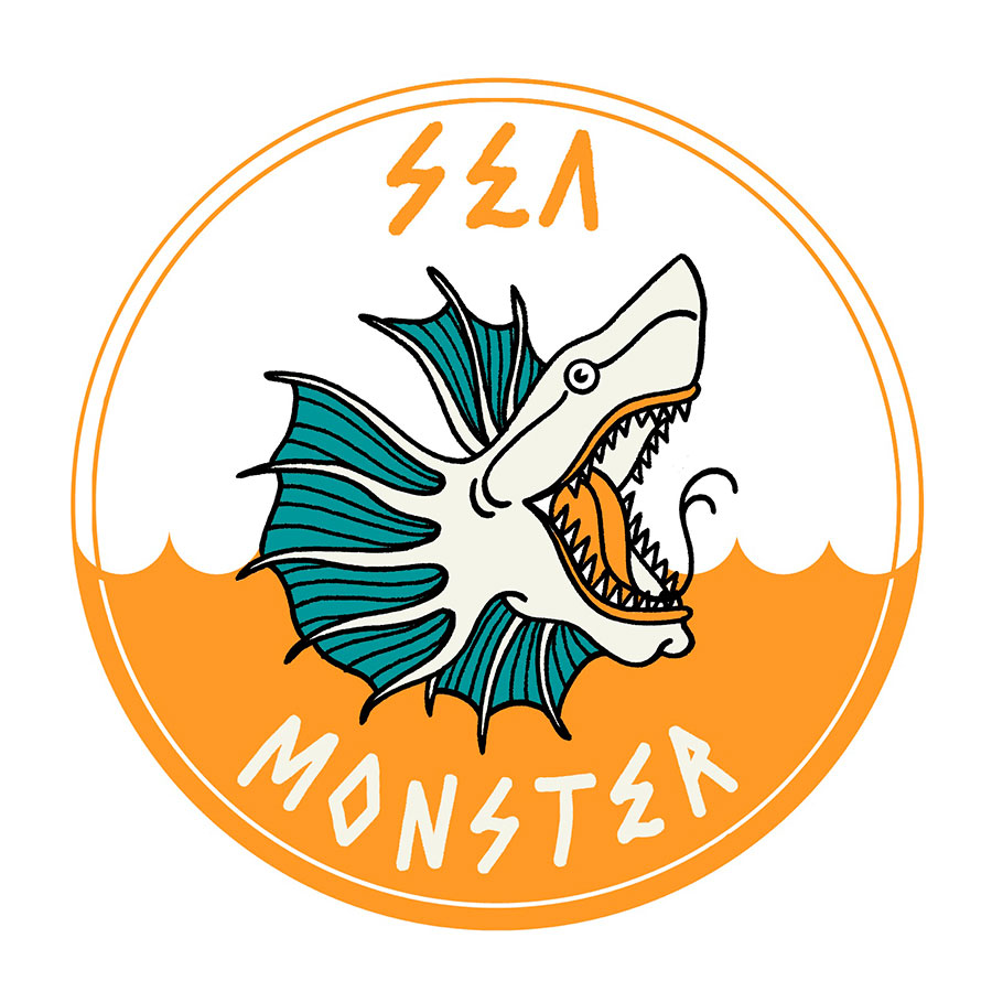 Sea Monster Hardware Skateboarding Gear in Stock