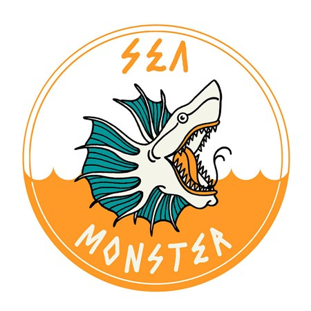 Sea Monster Hardware T Shirts Skateboarding Gear in Stock Now