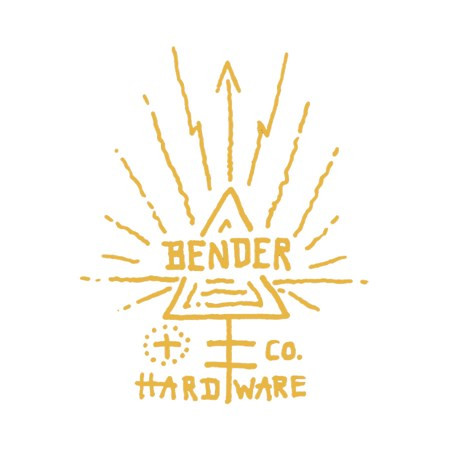 Bender Hardware skateboarding gear in stock, fast shipping!