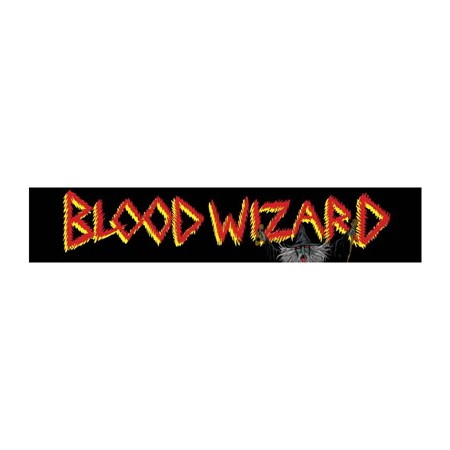 Blood Wizard Decks Skateboarding Gear in Stock Now