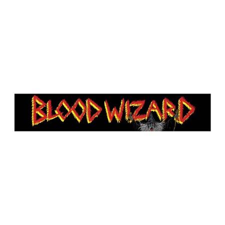 Blood Wizard Decks Skateboarding Gear in Stock Now