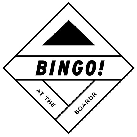 BINGO at The Boardr: An Industry Game of SKATE at 7PM