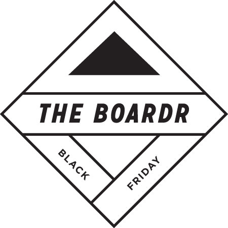 Black Friday Weekend: A Big Sale in The Boardr Store and Skate Session at HQ