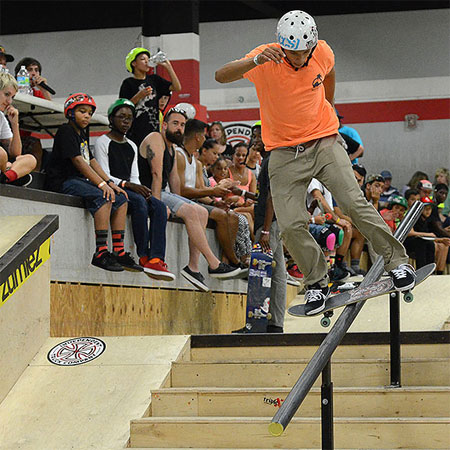 Grind for Life Series at Fort Lauderdale Presented by adidas