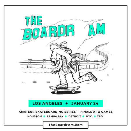 The Boardr Am at Los Angeles
