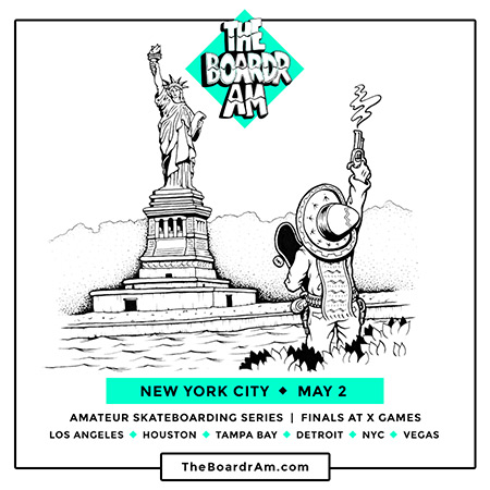 The Boardr Am at New York