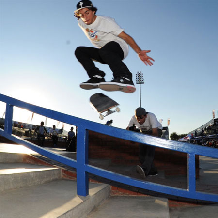 Kimberley Diamond Cup Skateboarding World Championships at South Africa