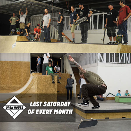 Open House Saturdays at The Boardr TF