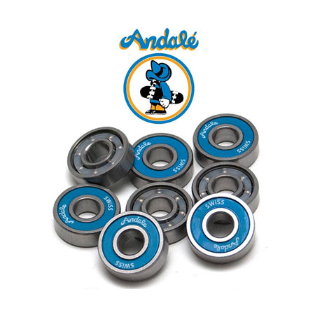 Andale Bearings Presents Wheelie Dope