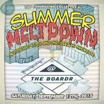 The Compound Collective's Summer Meltdown at The Boardr HQ