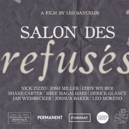 Salon Des refuses Video Premiere