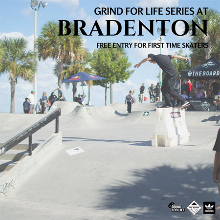 Grind for Life Series at Bradenton Presented by adidas