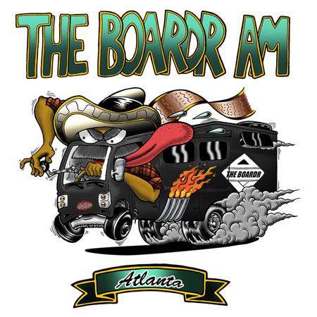 The Boardr Am Series at Atlanta