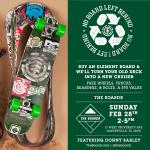 No Board Left Behind Presented by Element