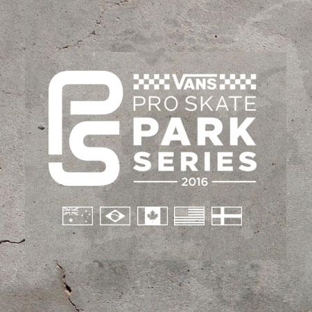 Vans Pro Skate Park Series Qualifier at Vancouver