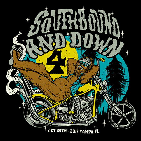 Southbound and Down IV at The Boardr HQ: Good Times, Motorcycles, and Skateboarding