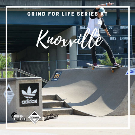 Grind for Life at Knoxville Presented by Marinela