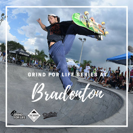 Grind for Life at Bradenton Presented by Marinela