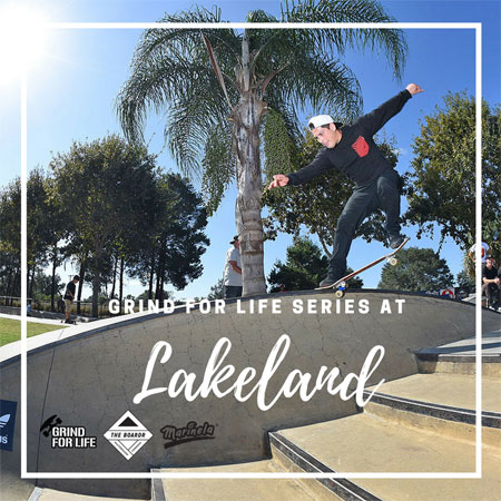 Grind for Life at Lakeland Presented by Marinela