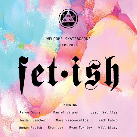 "Welcome ""Fetish"" Video Premiere"