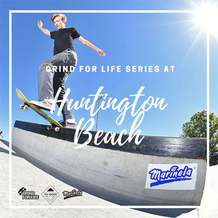 Grind for Life at Huntington Beach Presented by Marinela