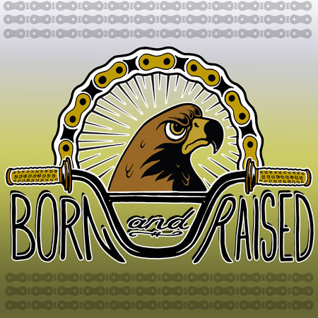 Born and Rasied San Diego Presented by Empire BMX
