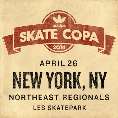 adidas Skate Copa Northeast Regionals
