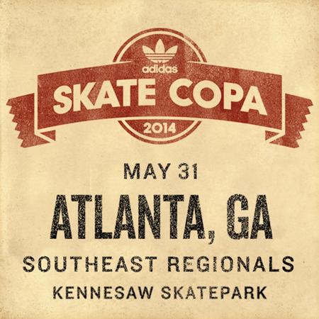 adidas Skate Copa Southeast Regionals