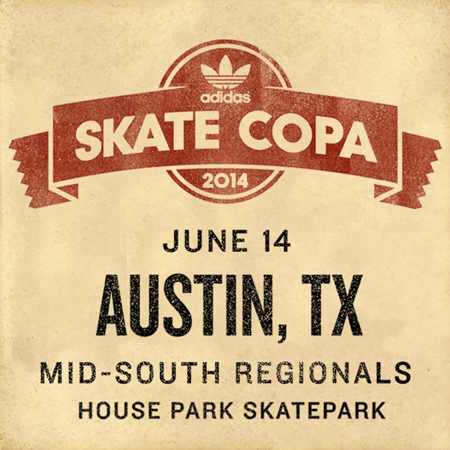 adidas Skate Copa Mid-South Regionals