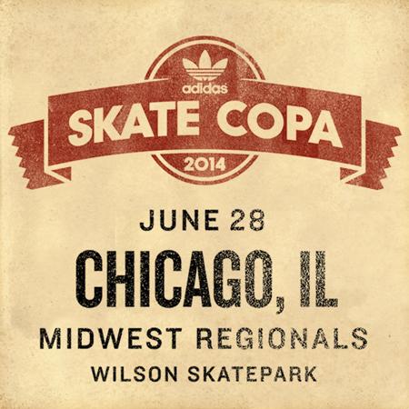 adidas Skate Copa Midwest Regionals