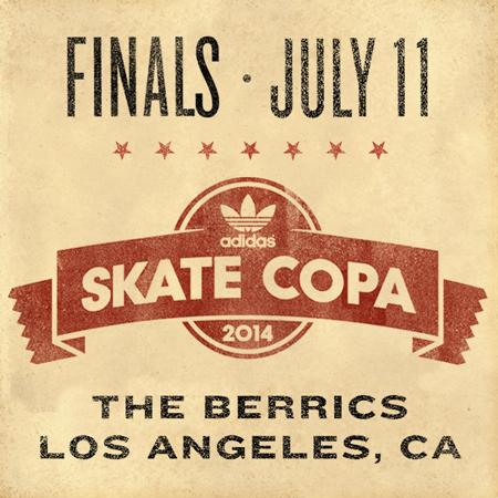 adidas Skate Copa Finals