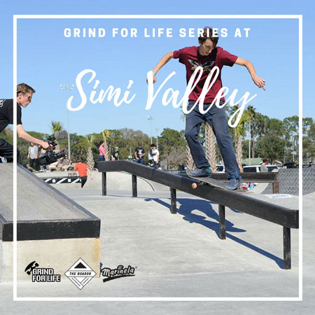 Grind for Life at Southern California Presented by Marinela