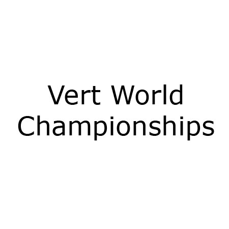 Vert World Championships at Nanjing