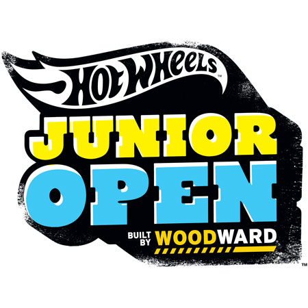 Hot Wheels™ Junior Open, Built by Woodward