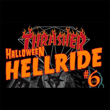 Thrasher Halloween Hellride #6