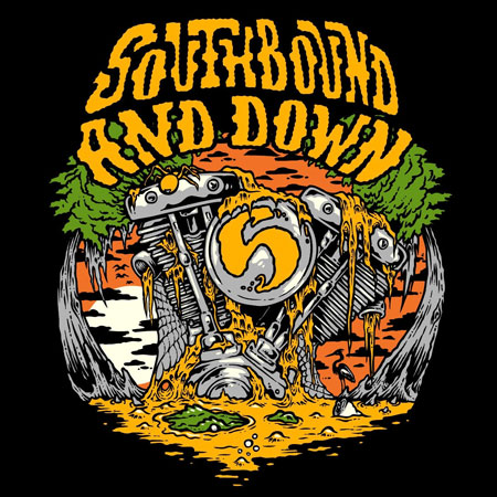 Southbound and Down V at The Boardr HQ: Good Times, Motorcycles, and Skateboarding