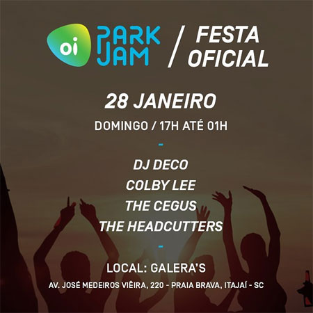 Oi Park Jam Festa Oficial