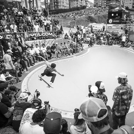 Volcom and Euskaltel Present La Kantera Invitational