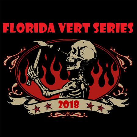Florida Vert Series Drake's Backyard Vert Ramp