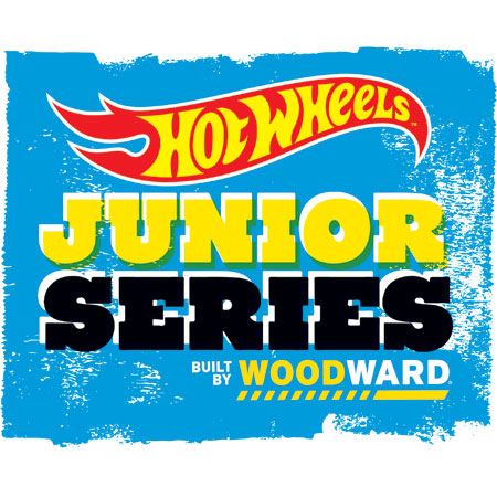 Hot Wheels™ Junior Series Built by Woodward at Minneapolis, Minnesota