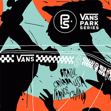 Vans Park Series Global Qualifiers at Paris