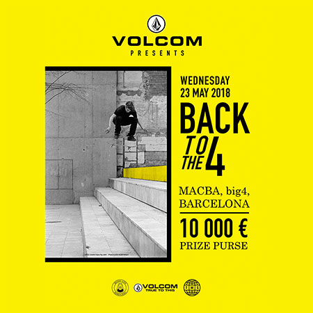 Volcom Presents Back to the 4 at MACBA