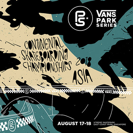Vans Park Series Asia Continental Championships