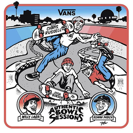 Authentic Bowl Sessions Presented by Vans