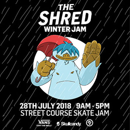 The Shred Winter Jam