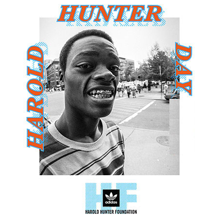 Harold Hunter Day